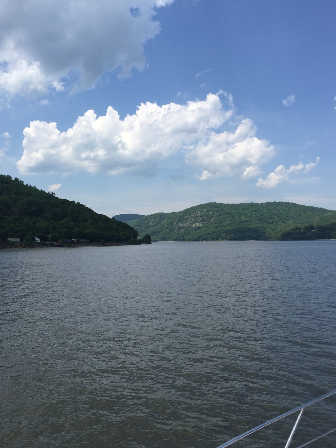 Up the Hudson to WestPoint