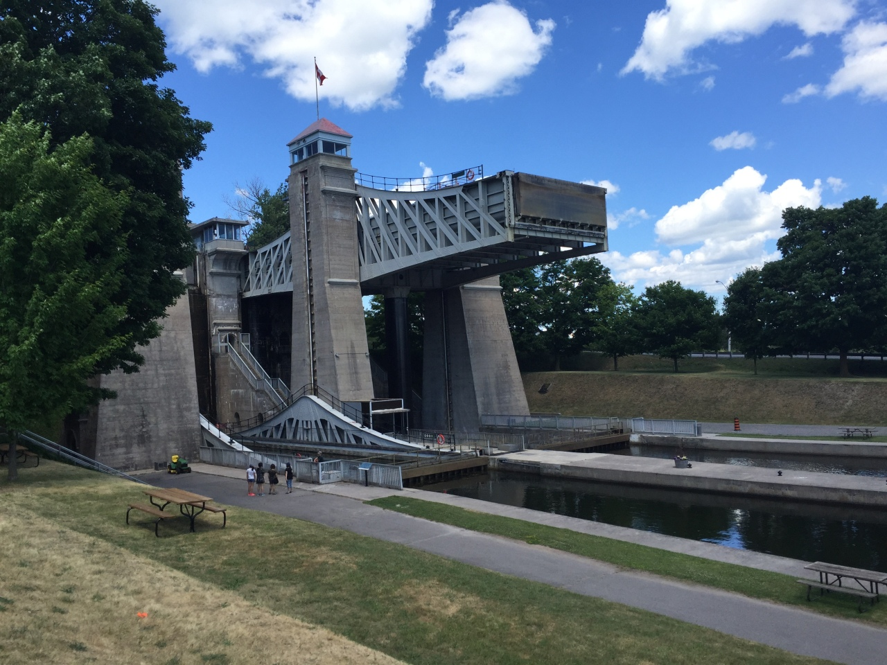 The Trent Severn Waterway